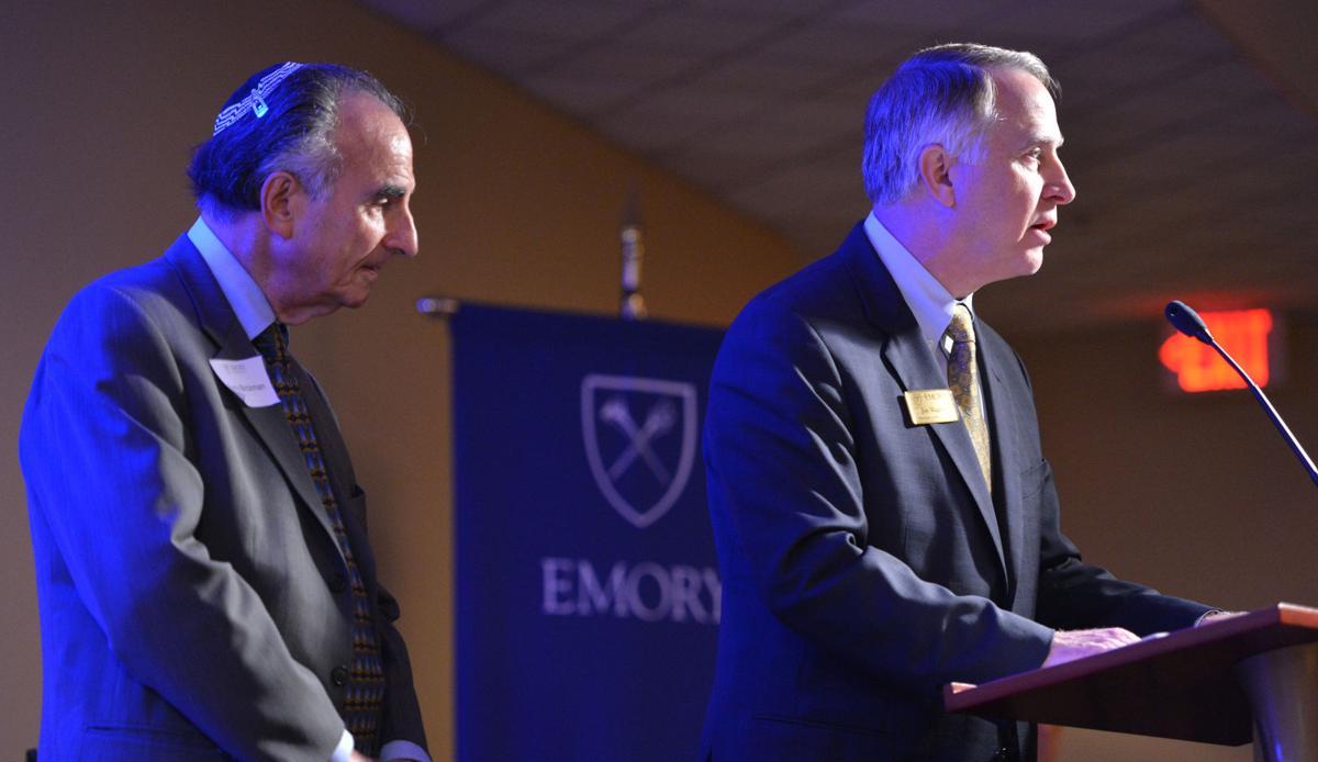 Emory sorry for anti-semitism