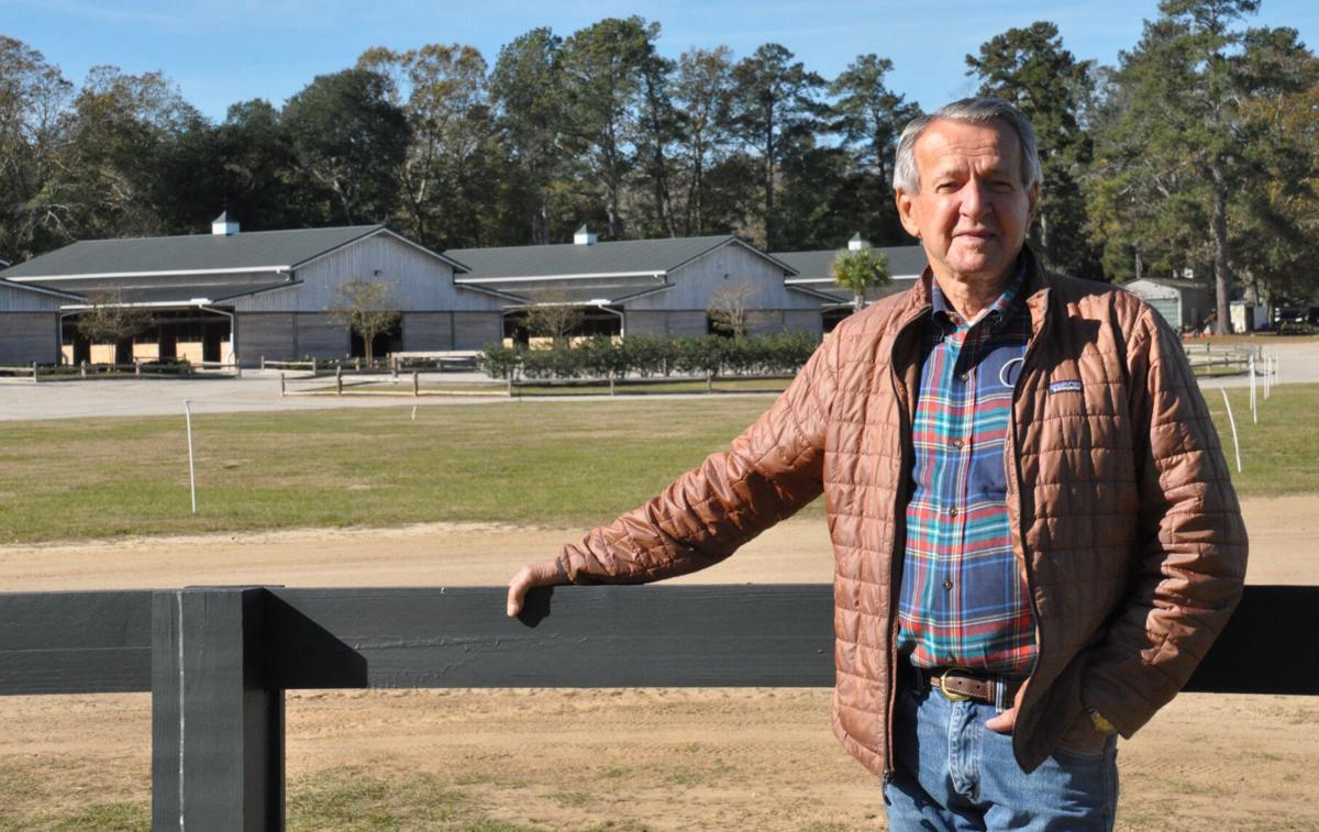 Aiken Horse Park Foundation to receive $3-million request from Wetzel 1