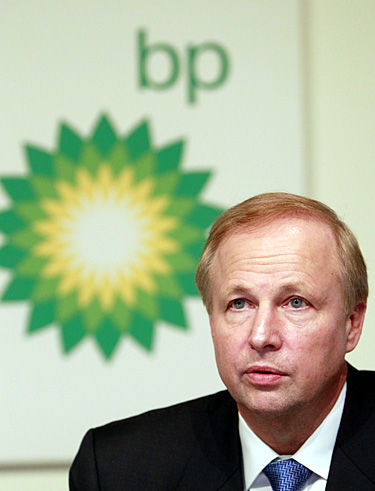 BP chief awaits dissent: Stockholders' meeting expected to be full of questions, grievances