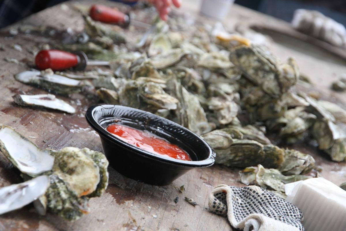 Follywood event at Brick House Kitchen is one part oyster roast, one part concert