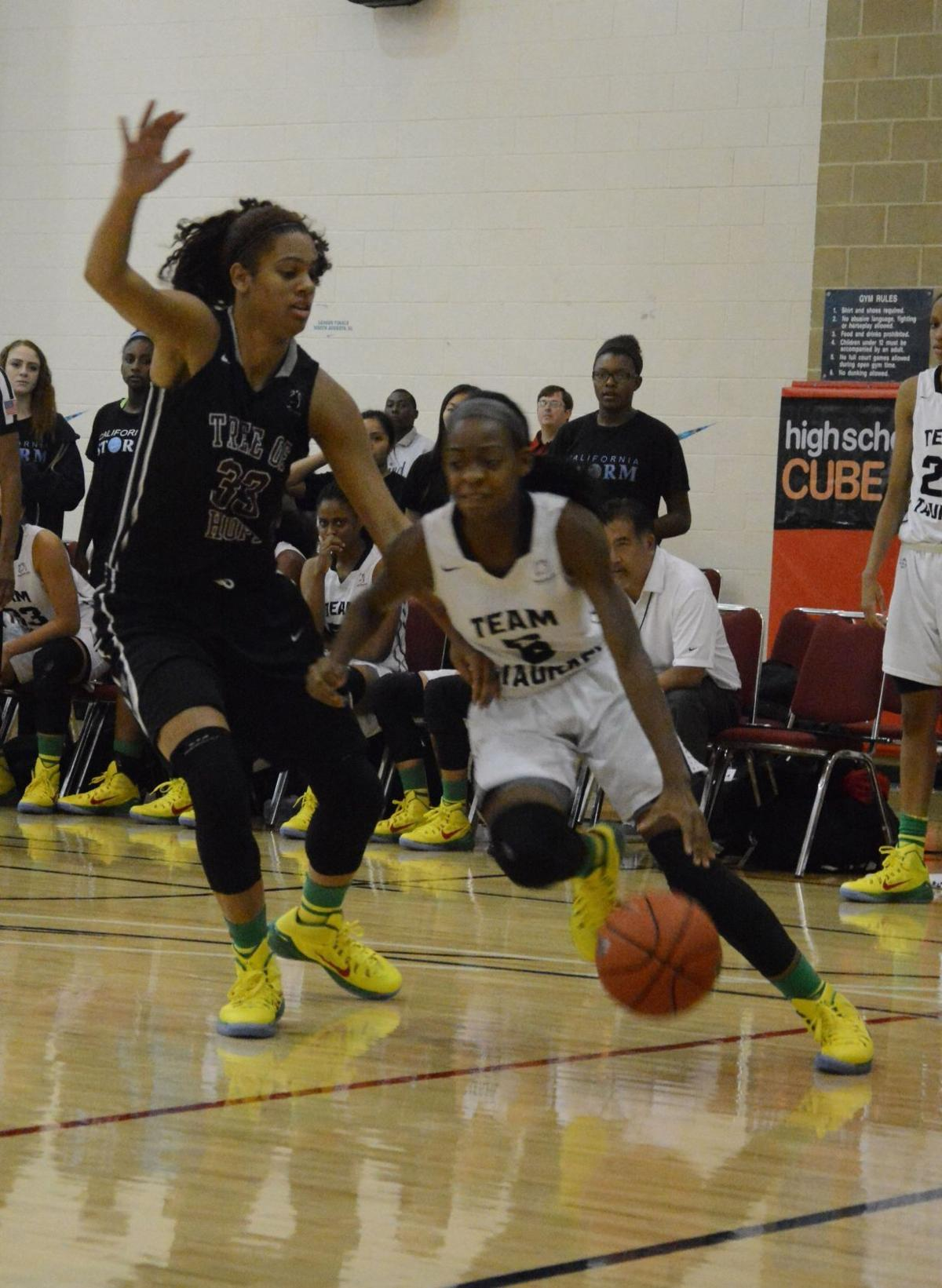Nike Nationals 2014 Title Game