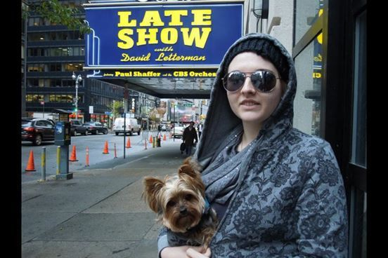 St. Stephen woman and her 'Obama' talking dog appear on Letterman's 'Stupid Pet Tricks'