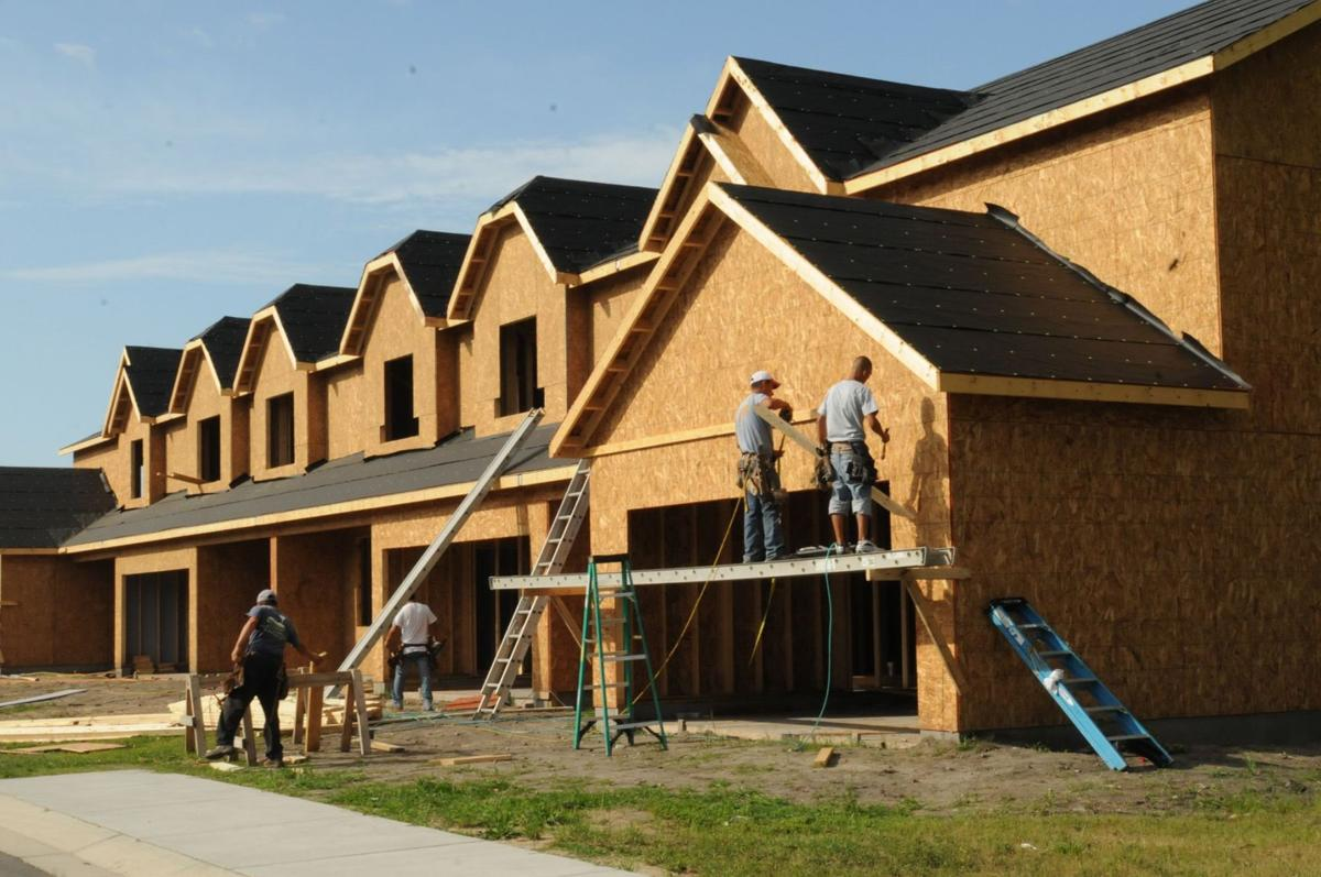 US housing starts rose to 717,000 in April, sign housing market may be healing