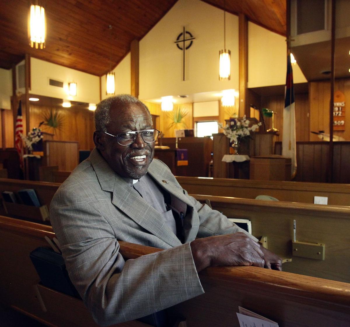 Half-century a pastor