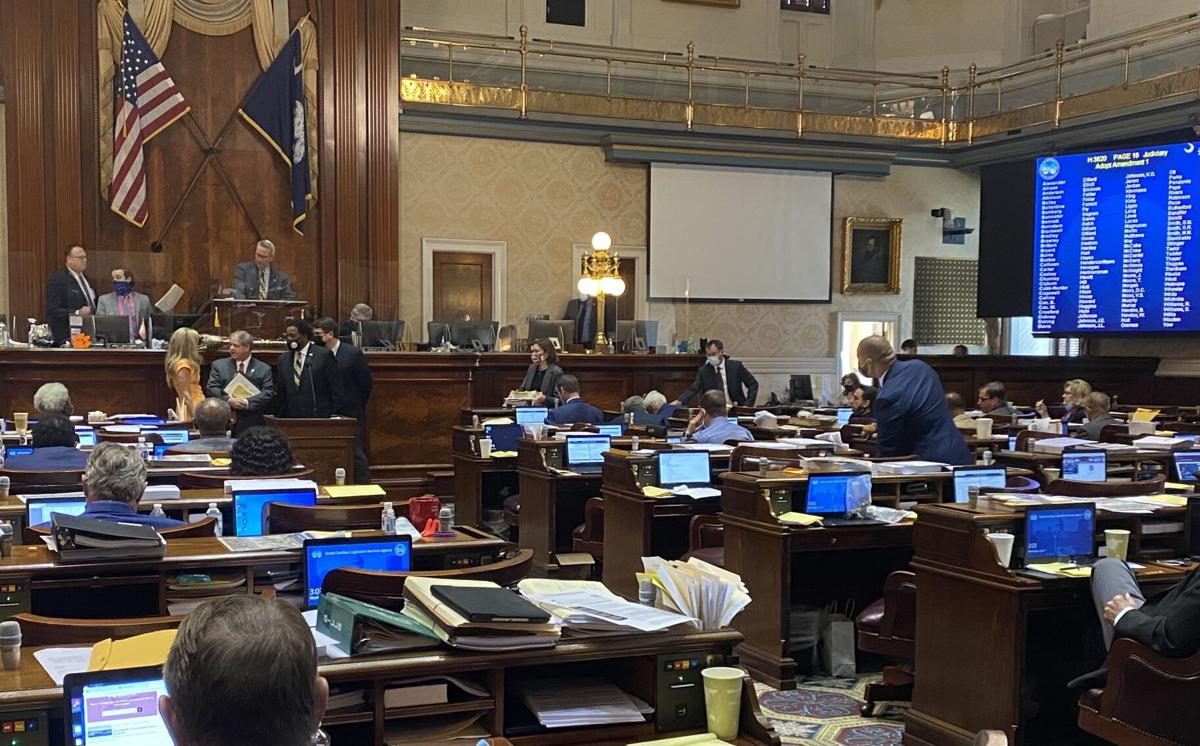 POST AND COURIER – Hate crimes bill passes easily in SC House, boosted by business support