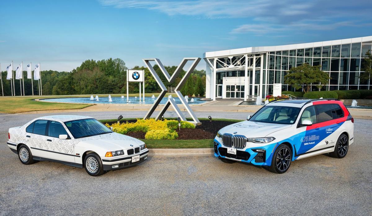 BMW 25th anniversary