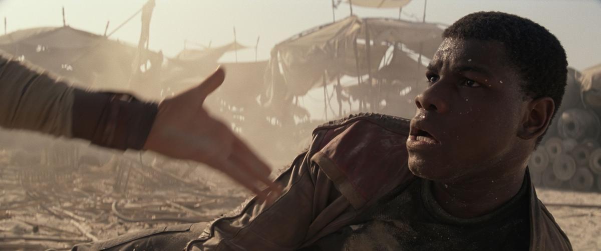 How 'Star Wars' John Boyega got Iron Man as a mentor