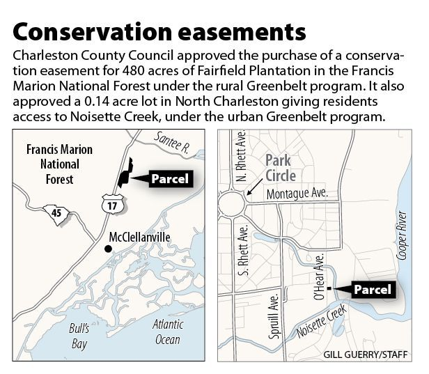 County to preserve chunk of Fairfield Plantation