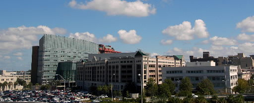 MUSC's New Hospital