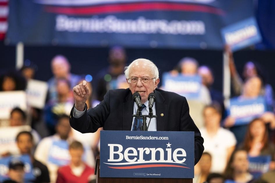 Bernie Sanders shares vision for justice during first SC visit as presidential candidate