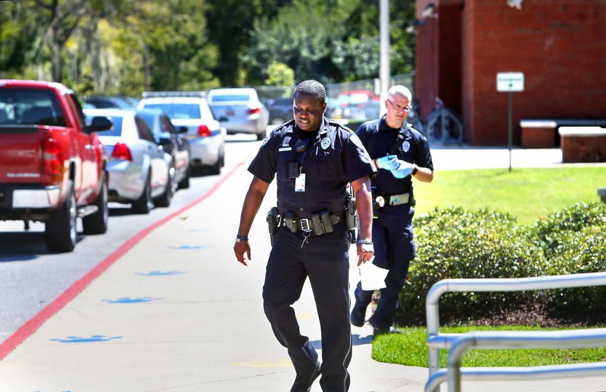 Police: North Charleston High School Student Shoots Self
