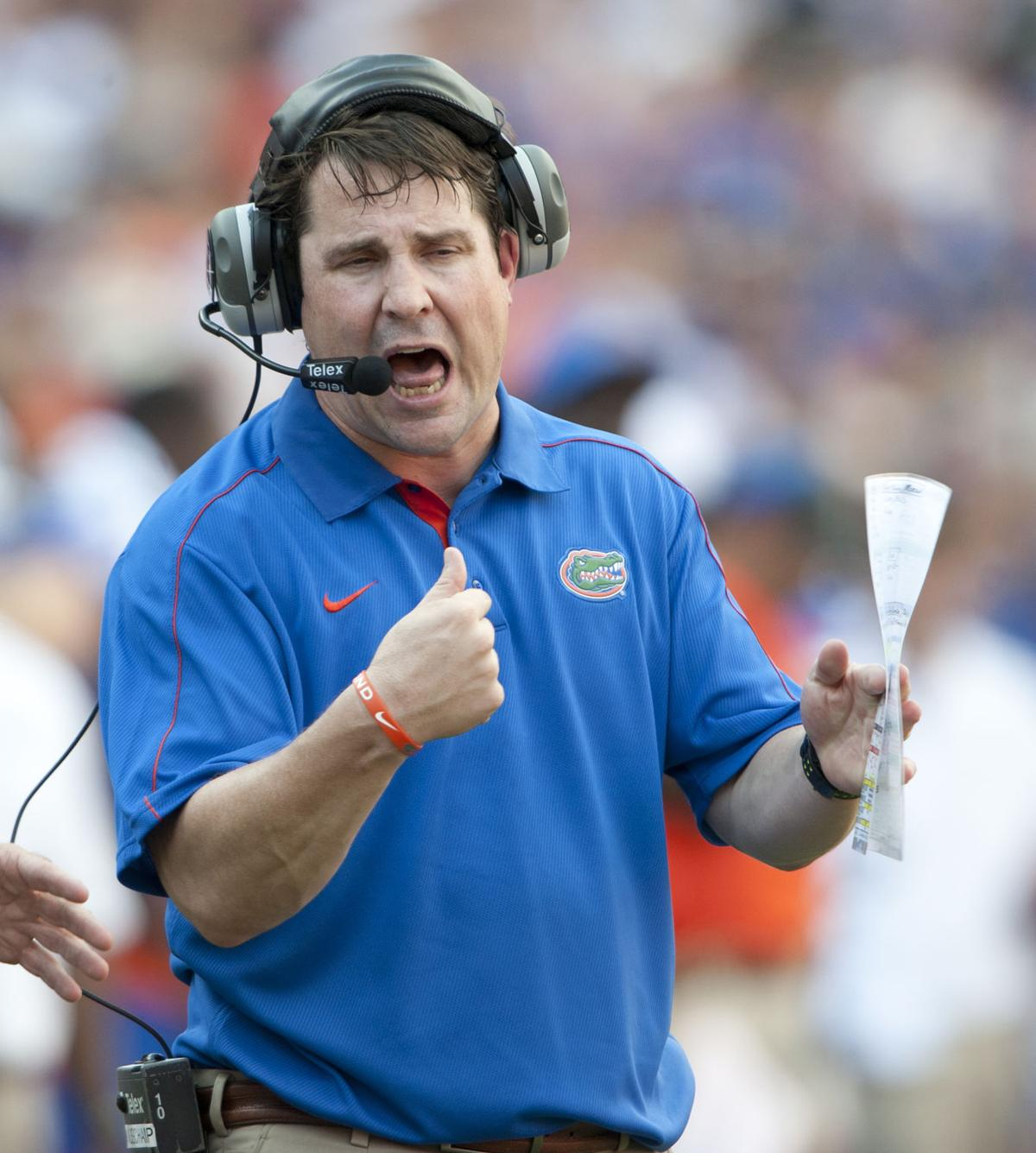 Muschamp's salary among lowest in SEC