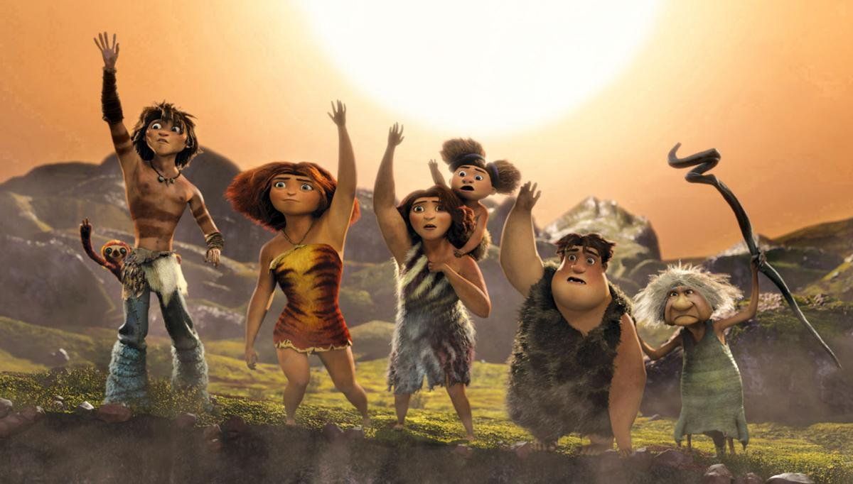 'Croods' conquers with $48M