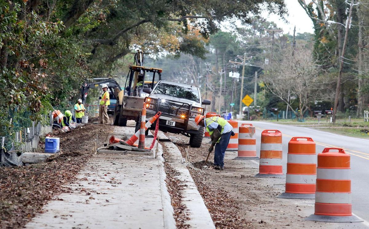 Harbor View Road improvements on schedule