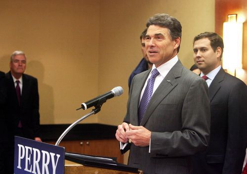 Perry aide rips process