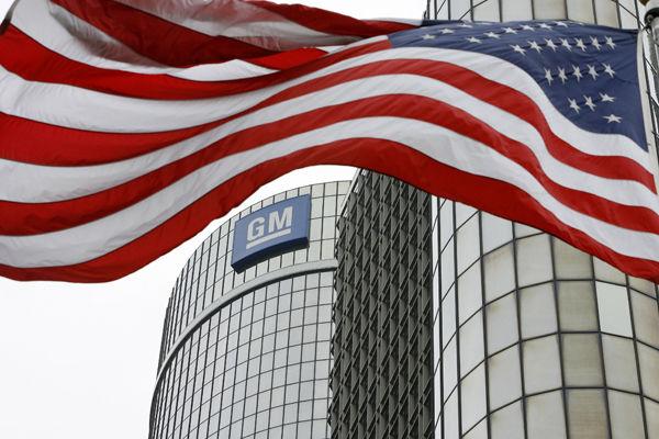 GM roars ahead: Company set to retake world sales lead