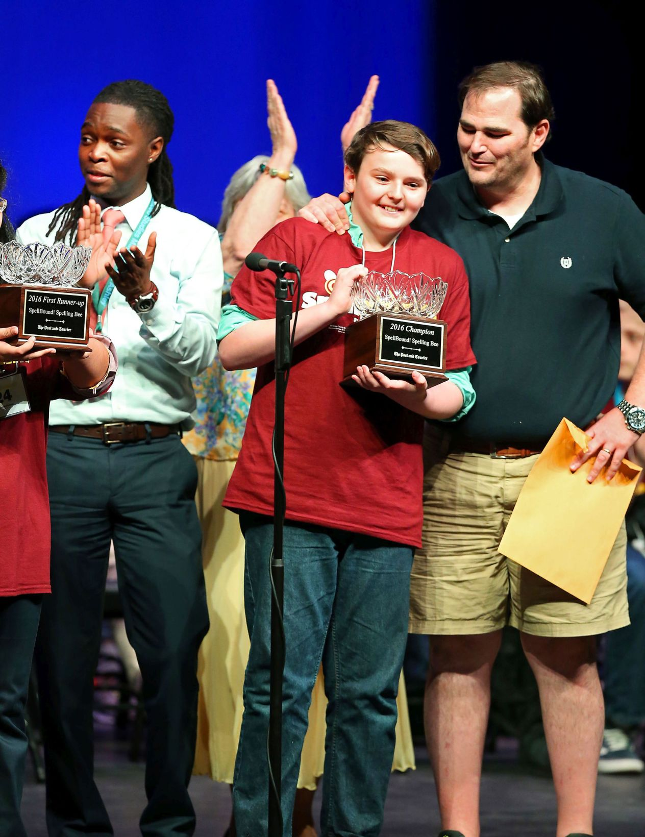 west ashley student claims spot in national spelling bee at rh postandcourier com