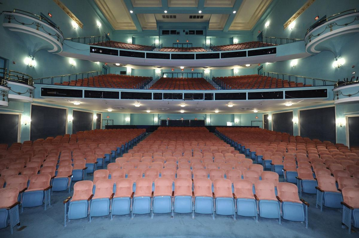 D.C.'s National Theatre to get a new look, new start
