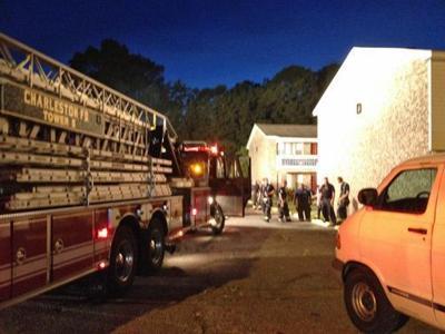 Kitchen fire destroys Melrose Park apartment