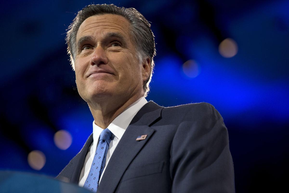 Romney steps up for GOP