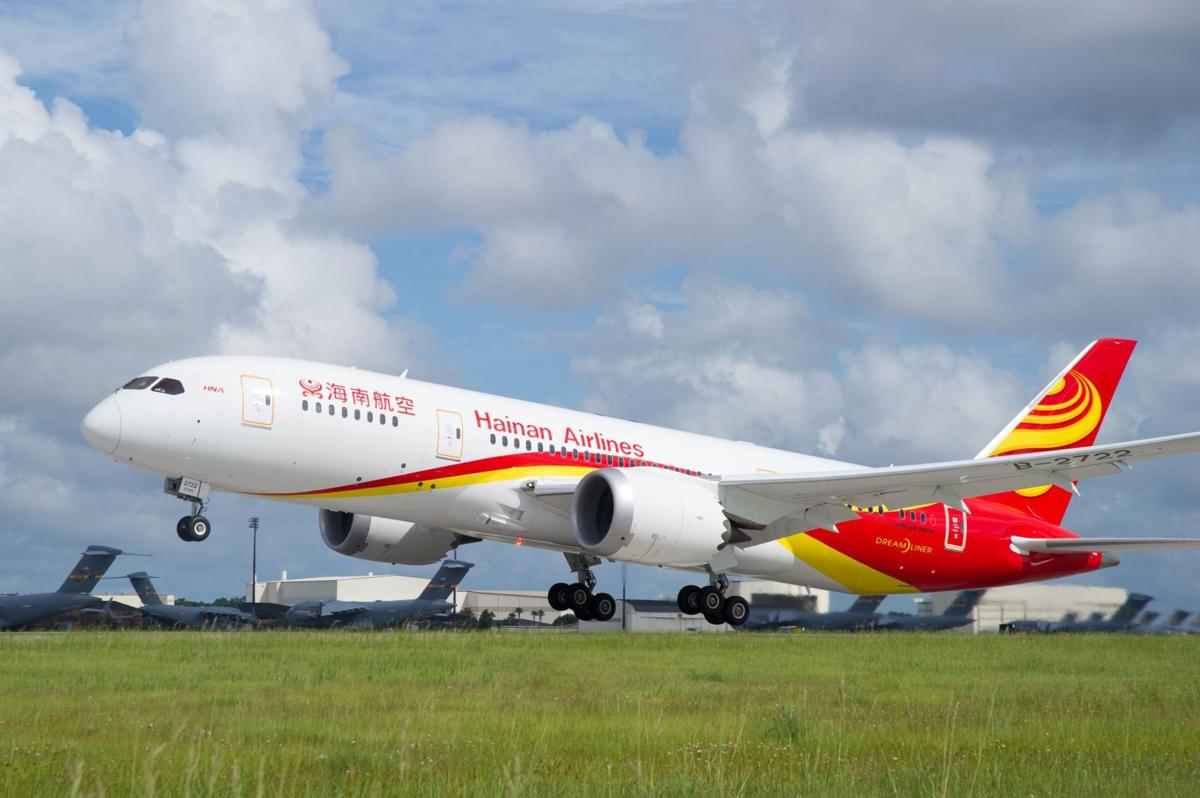Boeing tops yearly Dreamliner delivery goal
