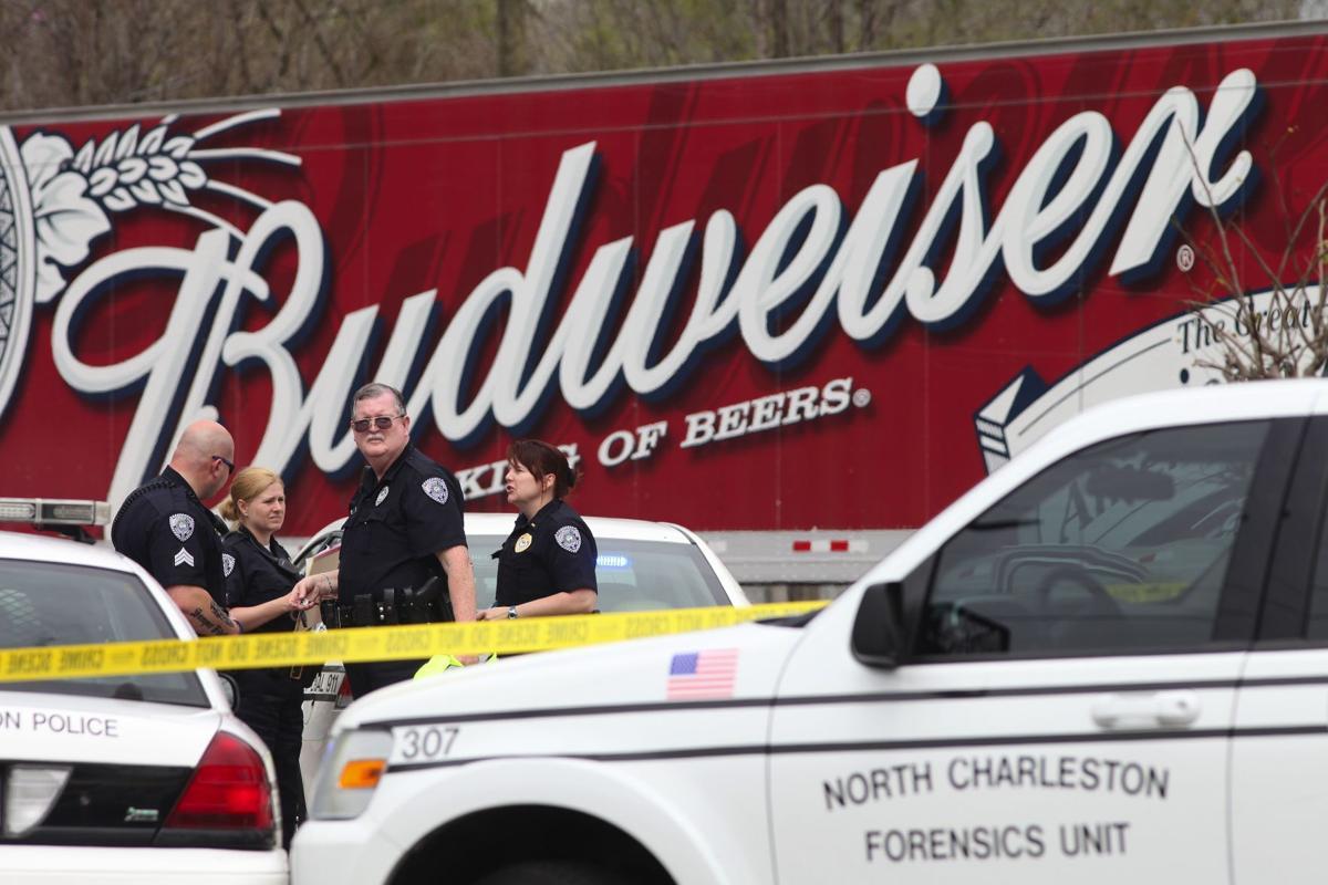 No arrests in 2 gunfire incidents Deliveryman shot; bullets hit car, house