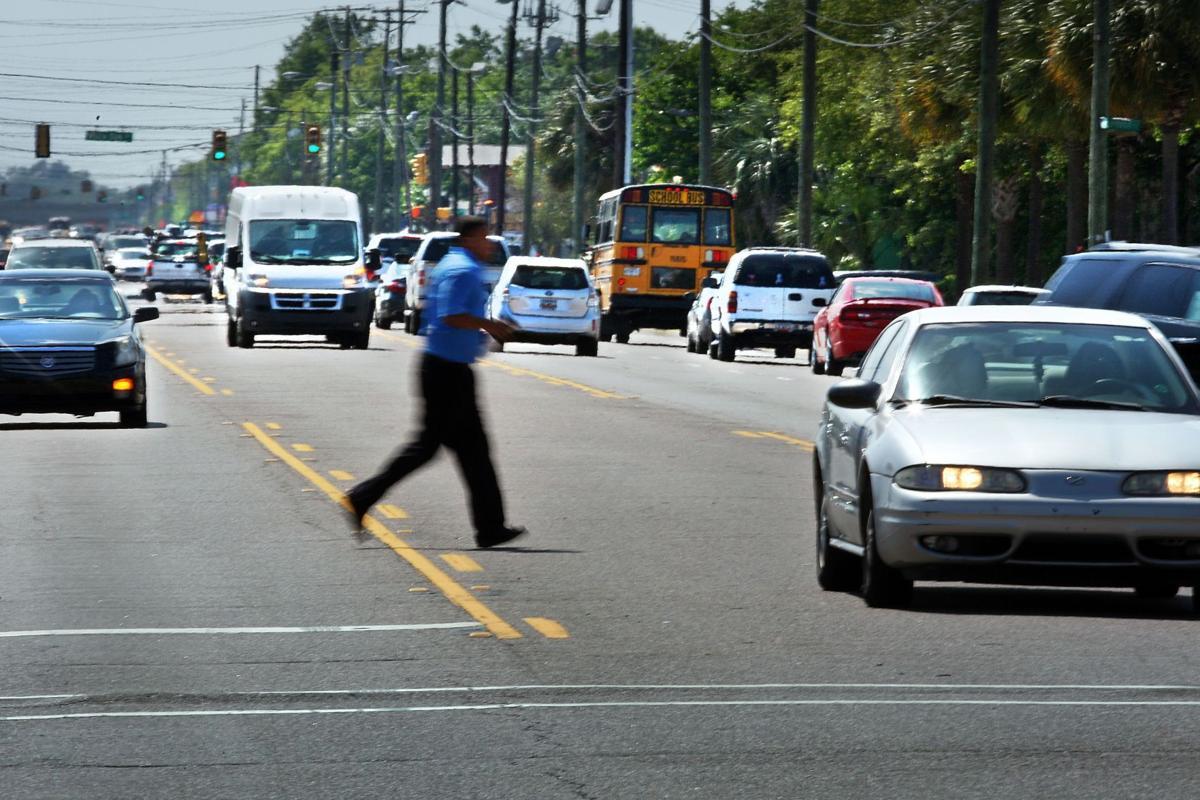 Pedestrians face high risk on South Carolina roads, report says