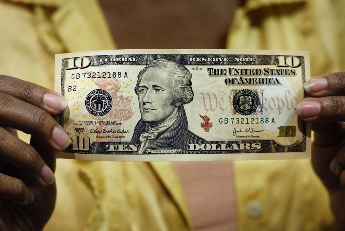 Lew sticking with plan to put woman on $10 bill