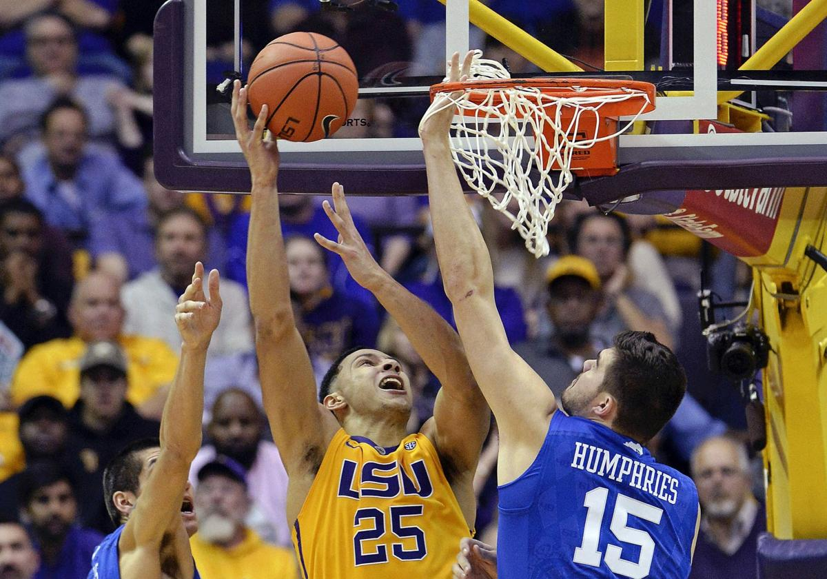 SEC showdown for 1st place: USC, LSU to clash