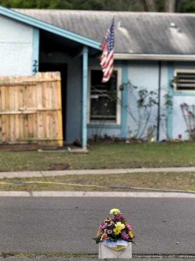 Florida sinkhole that swallowed man grows deeper
