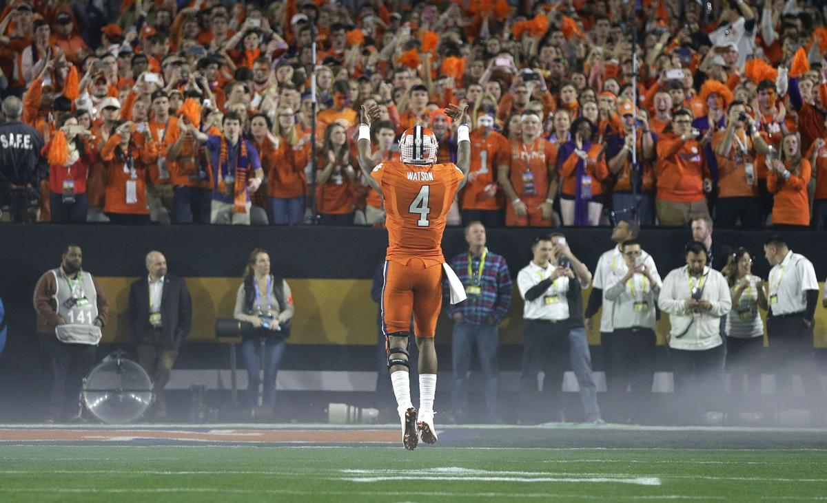 Top 10 Tigers 2016, No. 1: Alpha Dog Deshaun Watson another year wiser
