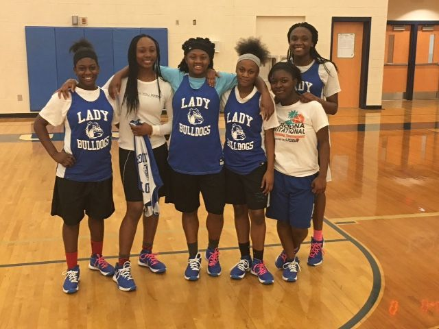 Burke girls want basketball title of their own