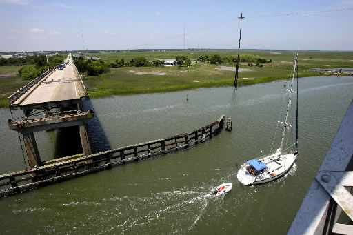 Future still looks murky for Intracoastal Waterway