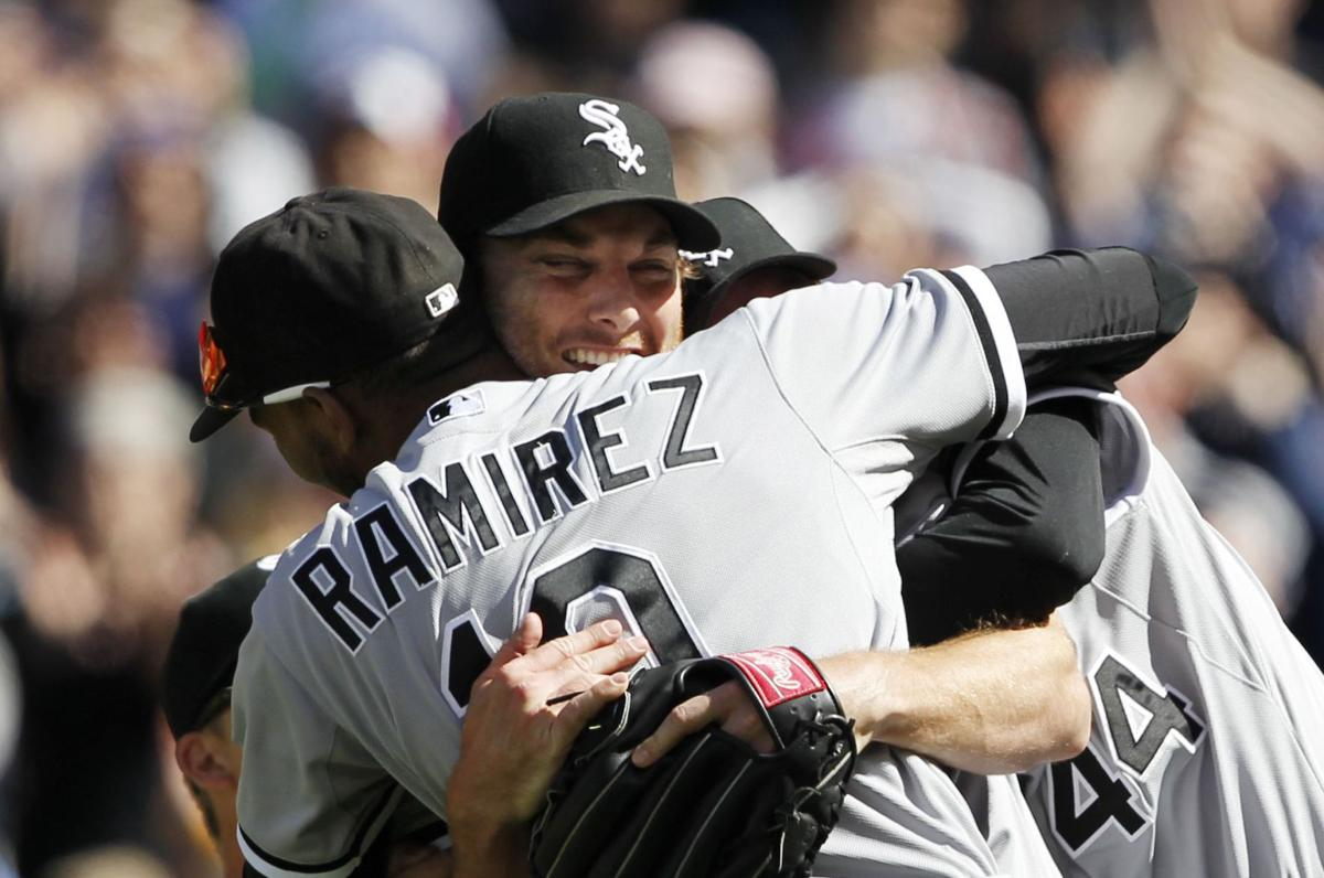 Perfection for Sox's Humber