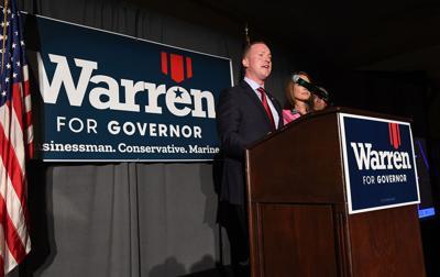 South Carolina GOP gubernatorial candidate John Warren (copy)