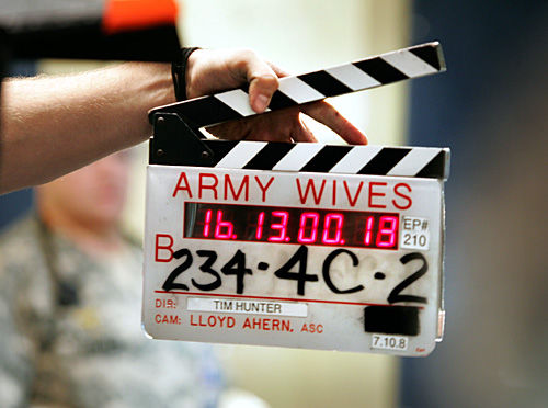 'Army Wives' makes cut