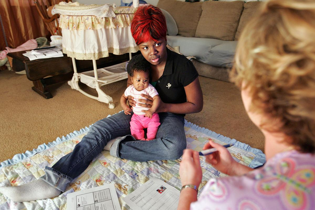 Haley expands effort to save infants Nurse-Family Partnership helping poor moms in rural S.C. to get another $30M