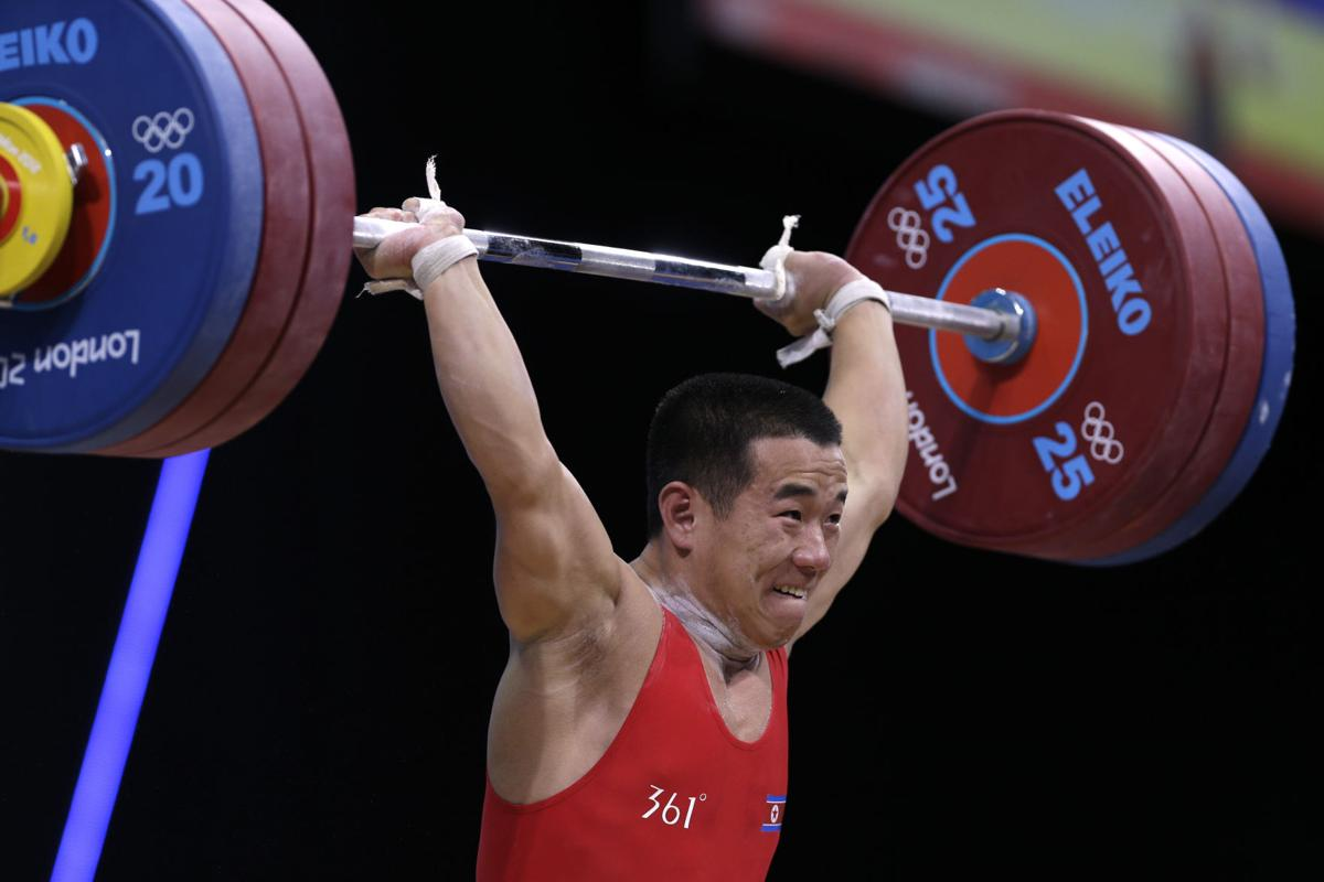 North Korean weightlifter steals the show at Olympics