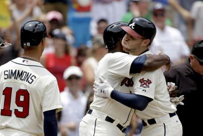 Braves complete sweep of Arizona