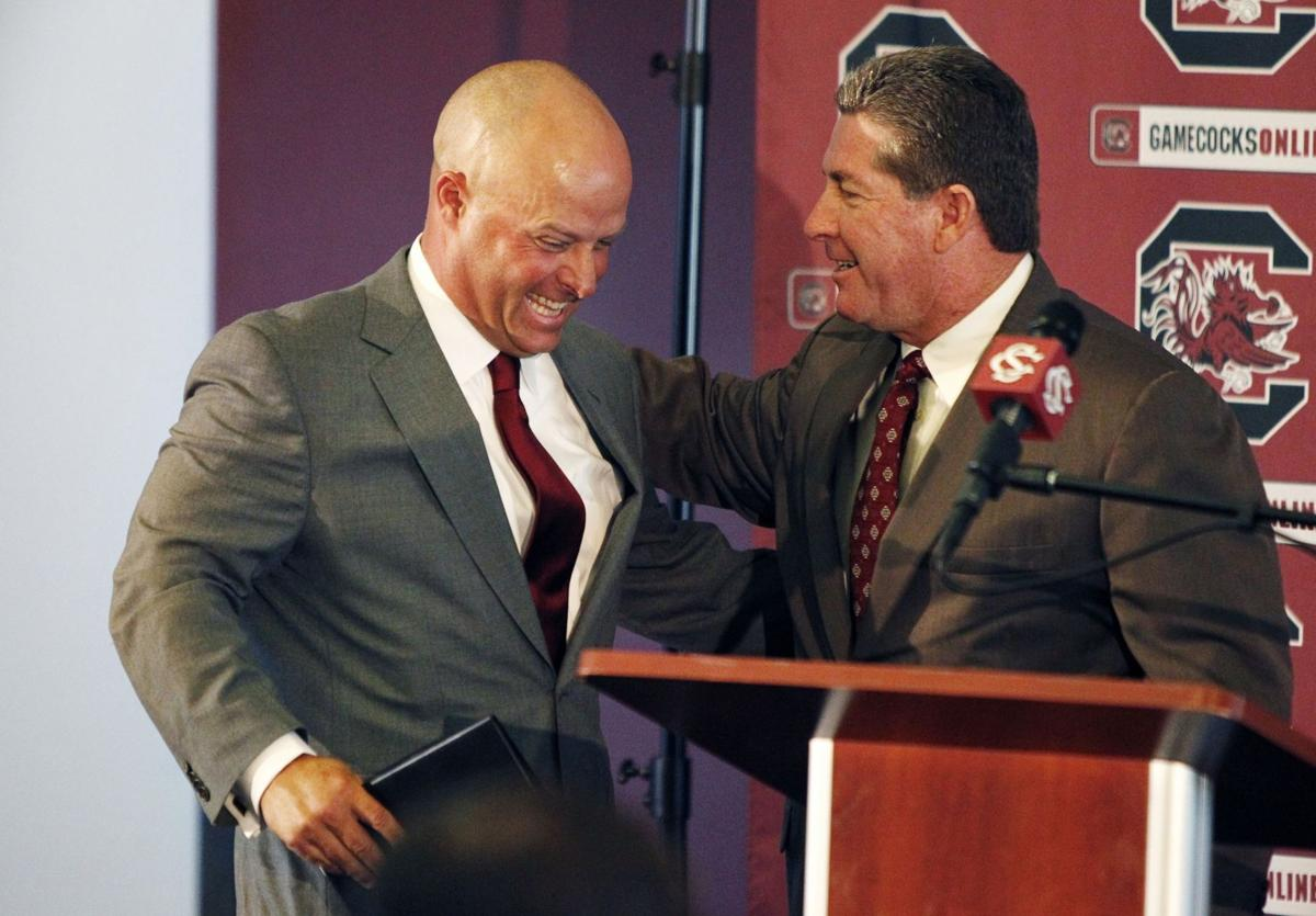 Ray Tanner Q and A Preview, Part I: Spurrier, football scheduling and Clemson