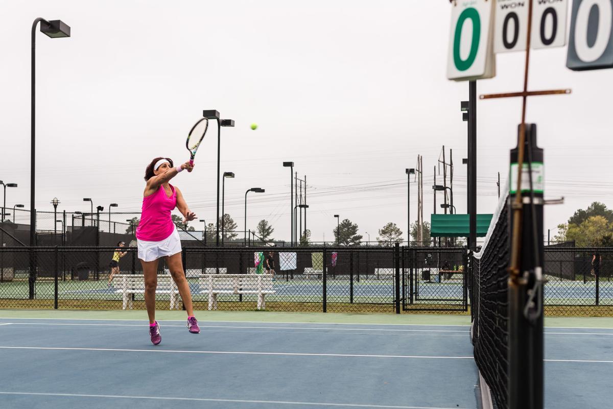 Cayce Tennis & Fitness Center