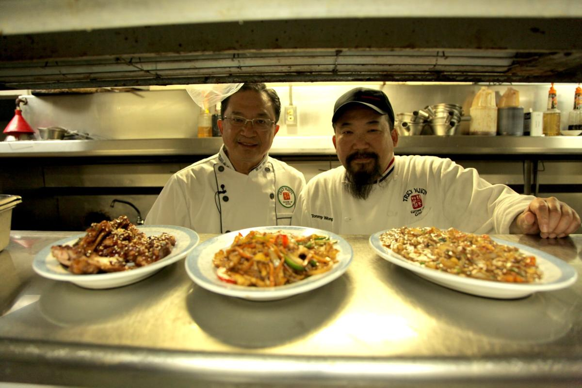 The Search for General Tso drops by Charleston