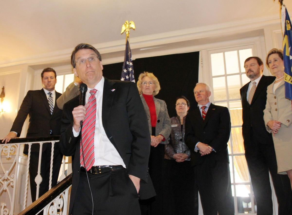 McCrory will tout tax credits for historic businesses, homes
