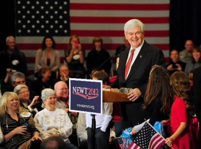 In Rock Hill, Gingrich slams 'crony capitalism'