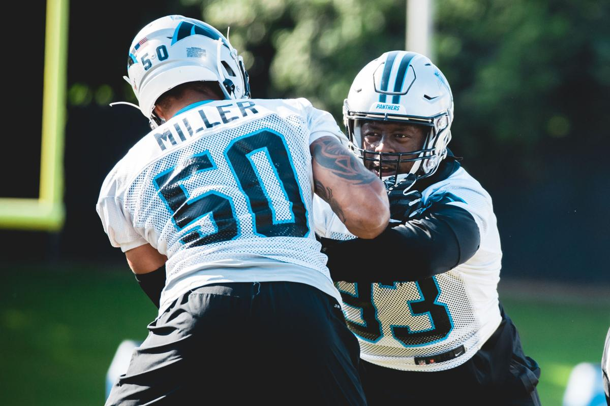 9223f40a Top Carolina Panthers free agent Gerald McCoy leading by example ...