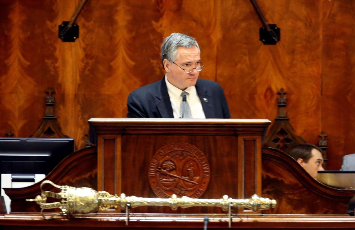House ethics panel to discuss former Speaker Bobby Harrell on Tuesday