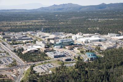 Los Alamos National Lab, Richard Robinson (copy) (copy)