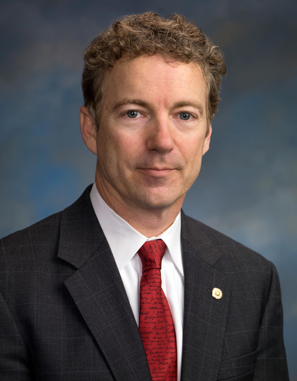 Rand Paul testing '16 waters in S.C. Tea party favorite seeks broad appeal