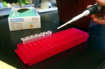 'Next step' DNA sampling bill now in Sanford's hands