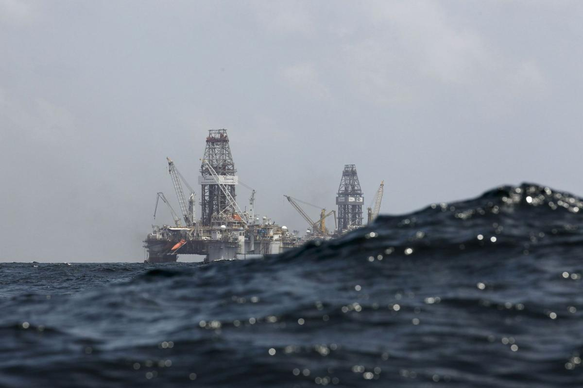 Offshore drilling foes running dry